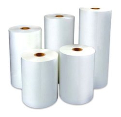 Plastic Transparent 20 Inch Thermal Lamination Film Roll, For Packaging
