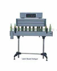 Label Shrink Packager 1538C