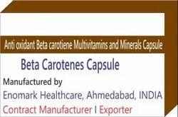 Beta Carotenes Capsule