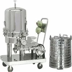 Zero Hold Up Filter Press for Pharmaceutical Industry