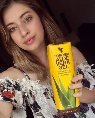 Aloevera Gel Forever, Packaging Size: 1 Liter