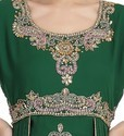 Royal Moroccan Party Wear Dress For Ladies