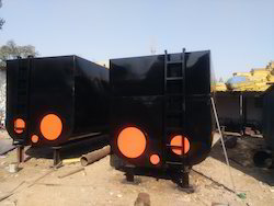 Bitumen Tank for Asphalt Drum Mix Plant