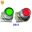Green, Red Three Phase Db6 Control Panel Button, Number Of Switch Positions: 2, 440v