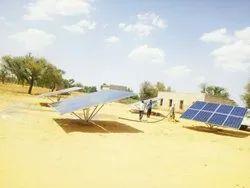 10 Hp Solar Pump System