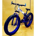 21 Shimano Gears Folding Bicycle