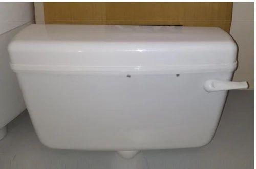 GEM Side Handle Flushing Cistern for Toilet, Model Name/Number: Classic