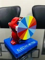 1 HP electric motor