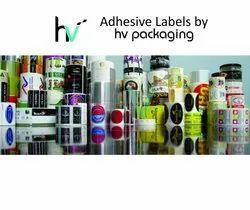 Paper Label / Sticker printing in Bhiwandi, For Industrial, in Mumbai