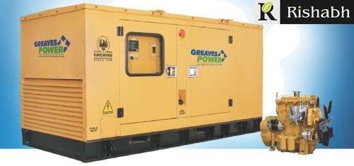 82.5 KVA Greaves Generator At Rs 434000 /piece