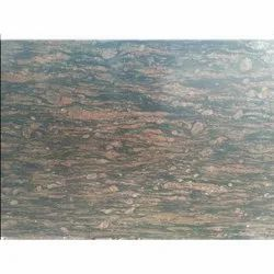 Polished Red Rose Granite Slab, For Flooring, Thickness: 5-10 mm