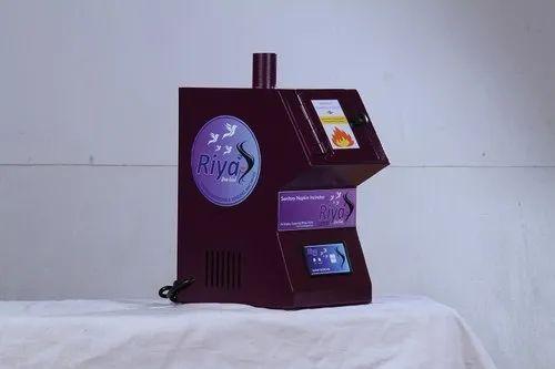 Riya Mask Incinerator Machine