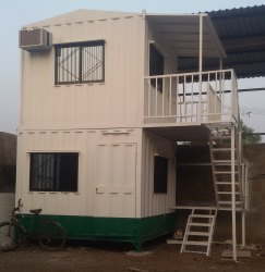 MS Portable Cabin Ground One