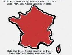 France PhD Thesis Writing Services