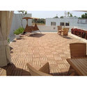 Outdoor Wooden Decking