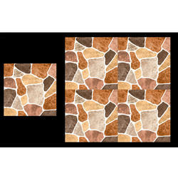 ESS ESS Polished Ceramic Parking Tile, Size: 300x300 mm and 400x400 mm