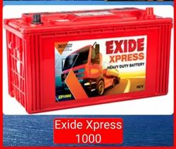 Express 1000 Exide Battery, Warranty: 48 Month