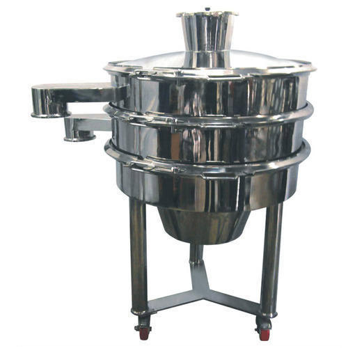 Pharmaceutical SS Vibro Sifter