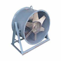 Tube Axial Man Cooler