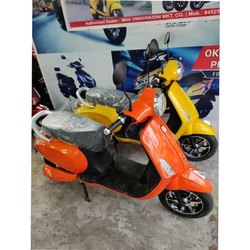 Battery Operated Scooter, Wheel Size And Wheel Type: 17 Inches, 2 Hour
