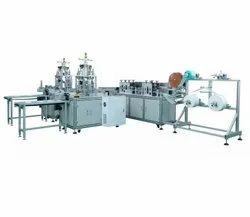3 Layer Mask Manufacturing Machine