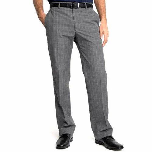 Men's Casual Pant, मेन्स फॉर्मल पैंट