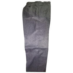 Cotton Mens Formal Trouser