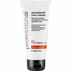 O3  Professional Meladerm D-Tan Cleanser - 100 gm
