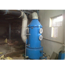 Gas Scrubber - Wet Scrubber Manufacturer from Vadodara