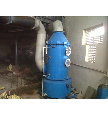 Gas Scrubber - Wet Scrubber Manufacturer from Vadodara