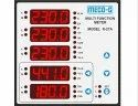 MECO G 1 Phase and 3 Phase Multifunction Meter Model R-27 Series