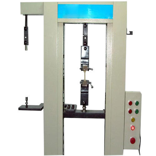 Rubber Tensile Testing Machine At Rs 110000 Piece