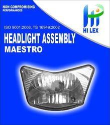 Hilex Meastro Head Light Assembly