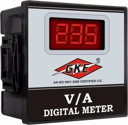 Digital Volt / Amp Meter
