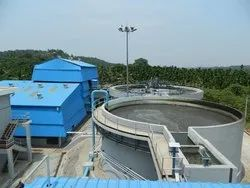 Effluent Recycling Water Treatment Plant