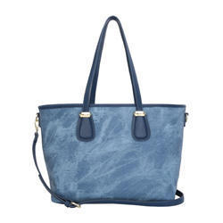 Ladies Blue Shoulder Bag