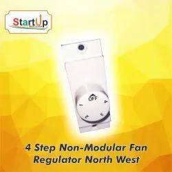 4 Step Non Modular Fan Regulator North West