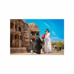 3-4 Hours Highly Resolution Pre Wedding Photography Service