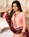 Ramzan Special Designer Satin Georgette with Embroidered Work Salwar Suit