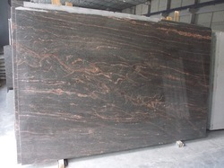 Toshibba Impex Himalayan Blue Granite Slab, 20-25 & >25 Mm