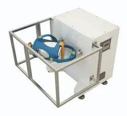 Sample Mixer For Abrasive Powder Mixing