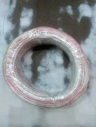White 30 M Parallel Wire, For House Wiring, 220-240 V