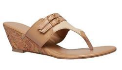 Bata Beige Ladies Slippers
