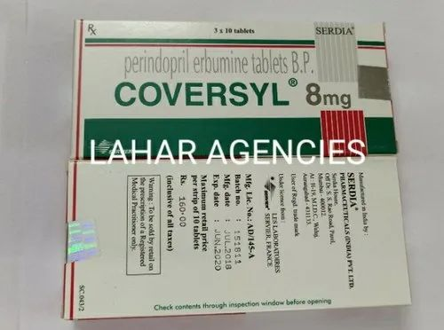 What is the drug coversyl used for — photo 1