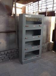 Steel Book Case