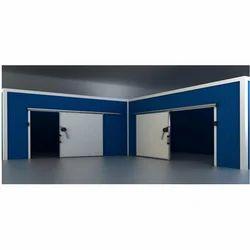 Prefabricated Insulated Door