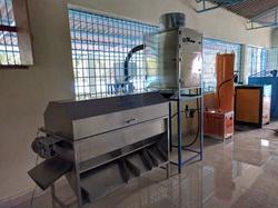 Stainless Steel Automatic Cashew Kernel Separator, Motor Power: 0.25 hp