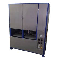 LCM Double Die Paper Plate Making Machine