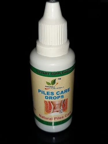 Navraj Piles Care Drops, Usage: Clinical