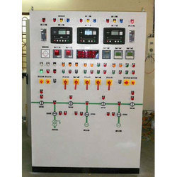 Twin Feeder Control Relay Panel